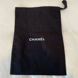 Chanel authentic dust bag, brand new, never used
